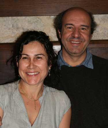 Antonio And Alicia Our Hosts At Prelo
