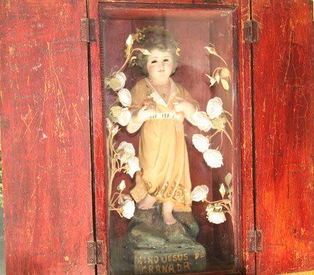 Baby Jesus Of Granada