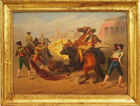 Bullfighting Has A Long History