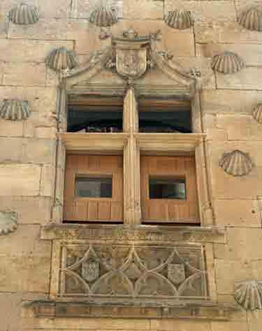 Casa De Las Conchas - Shell House