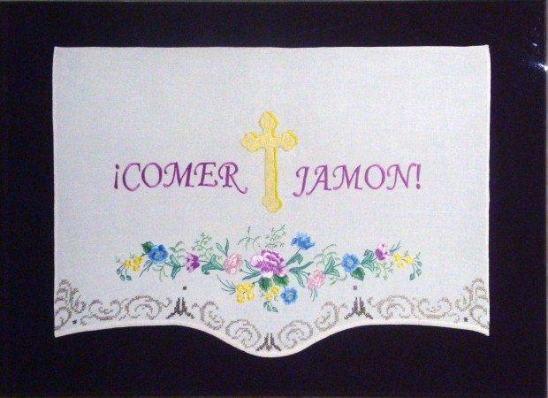 Comer Jamon