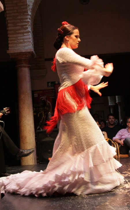 Dancer Flamenco Museum, Seville