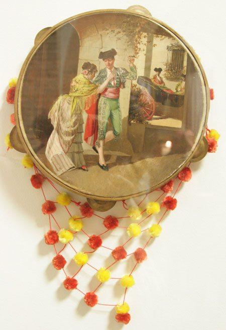Decorative Tambourine