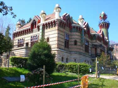 El Capicho De Gaudi
