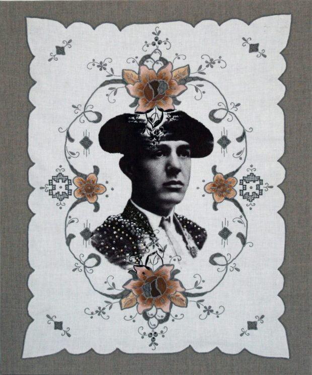 Luis Con Flores