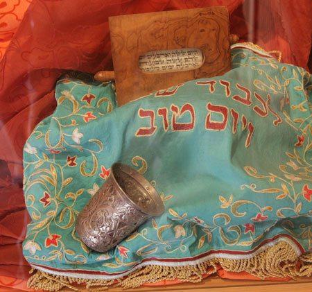 Ornate Prayer Shawl