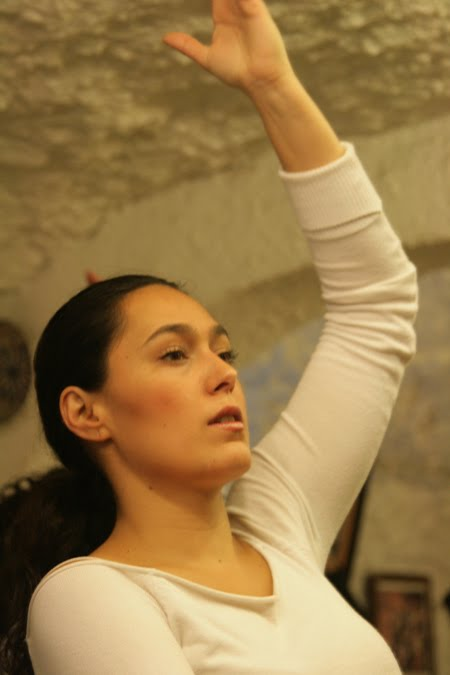 Pilar, Dancer And Teacher