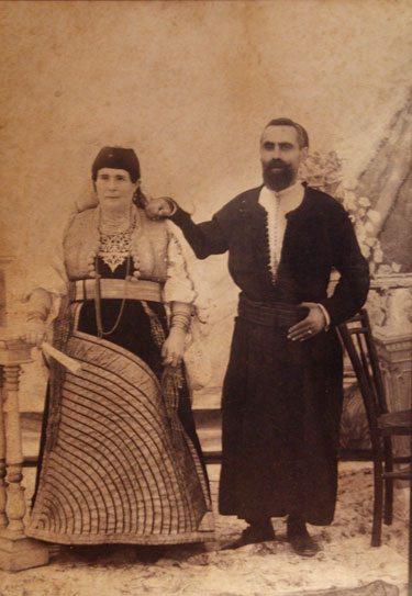Safardi Couple