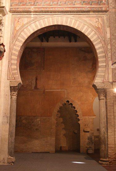 San Roman Doorway
