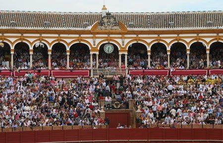 Seville's Oval