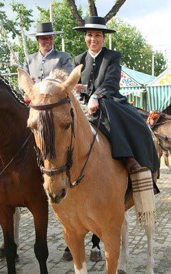 Side Saddle Style