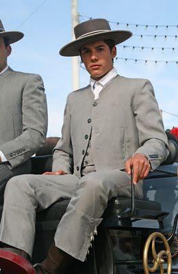 Teenage Boy In Smart Suit