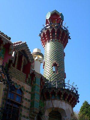 The Tower Of El Capicho
