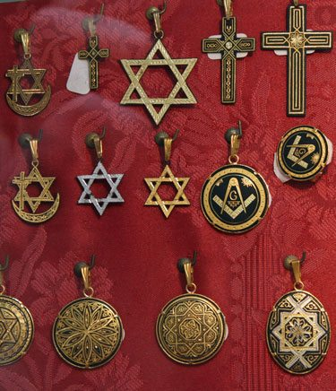 Three Religions In One