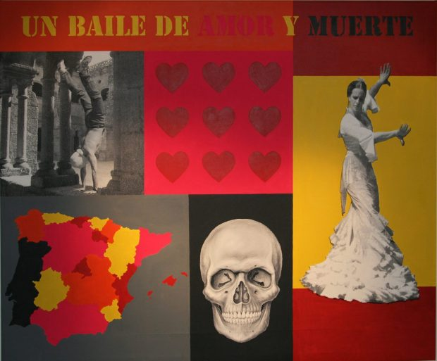 Un Baile De Amor Y Muerte