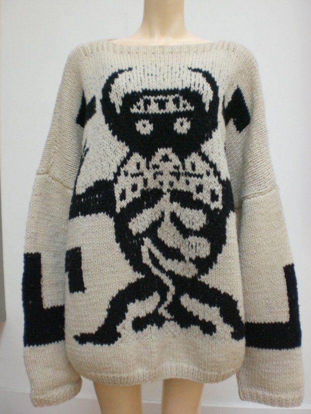 MONSTER KNIT