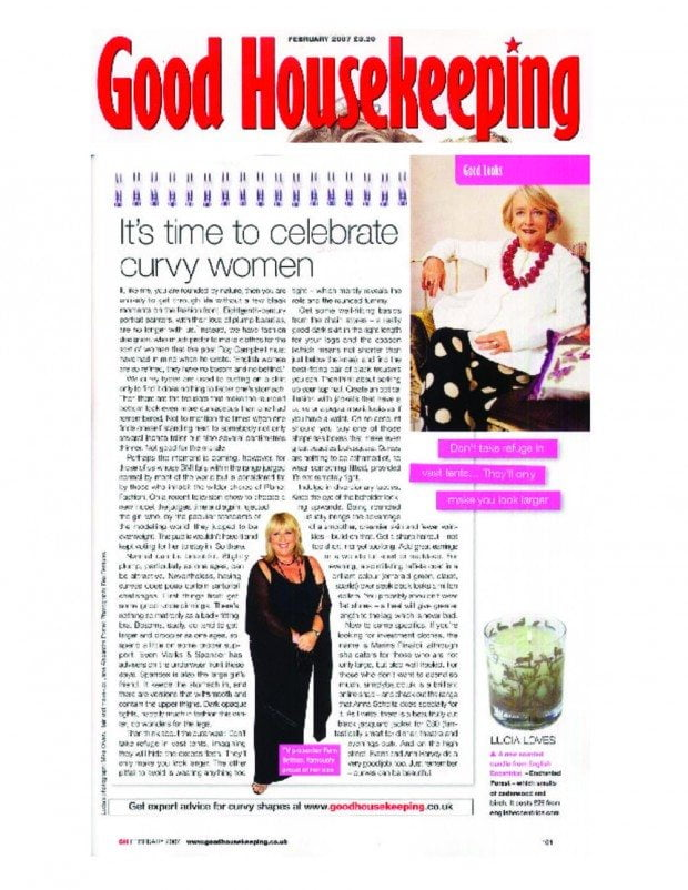 Good Housekeeping 02-2007