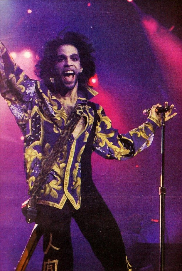 Prince In Blue Spirit Shirt