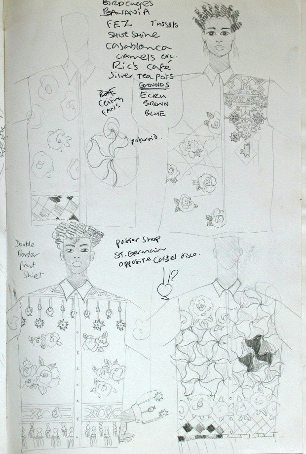 Sketchbook 1991-1992