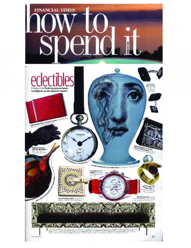 The Ft How To Spend It 02-2007