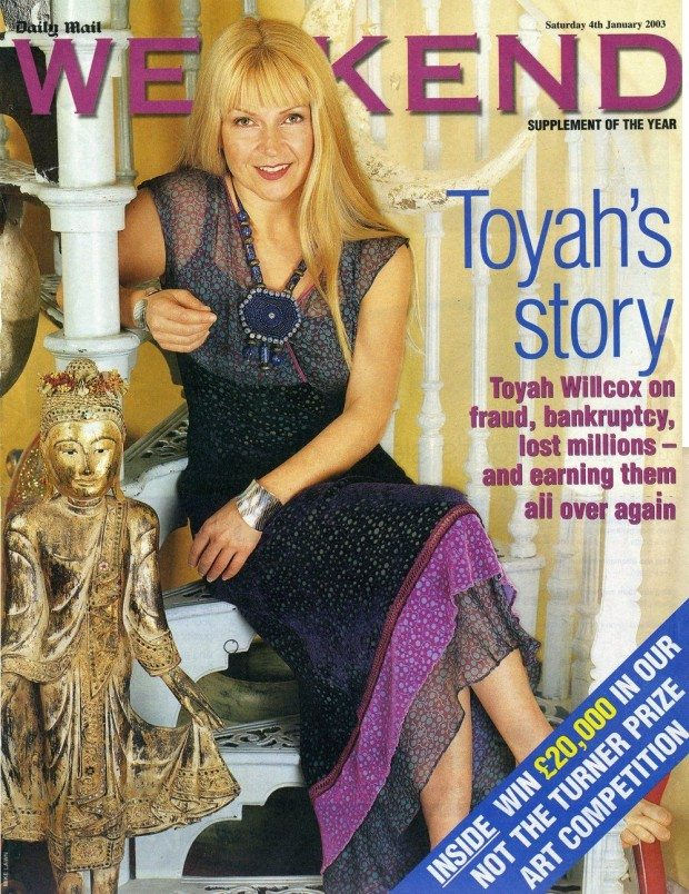 Toyah In Gypsy Dress