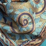 Mosaic scarf