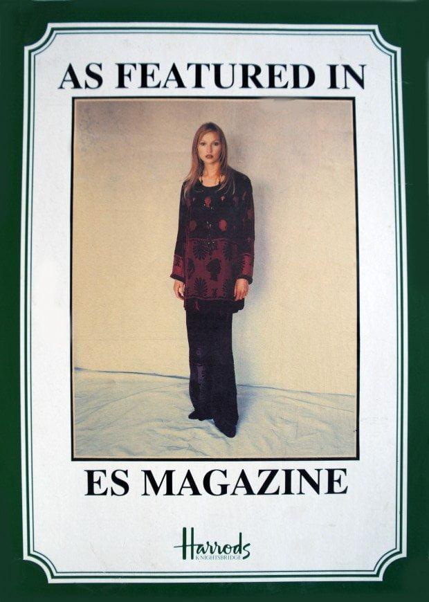 Cameo Outfit - E.S. Magazine - AW 1993