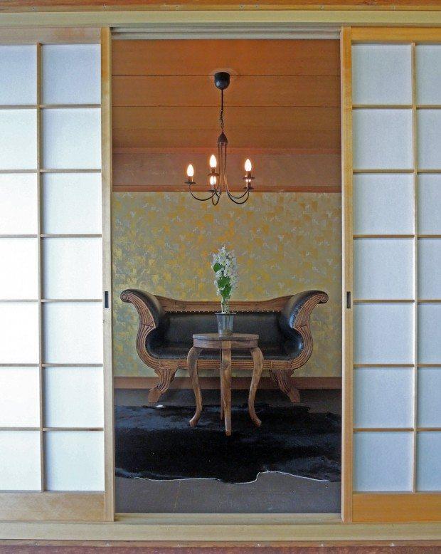 Machiya Formal Entrance