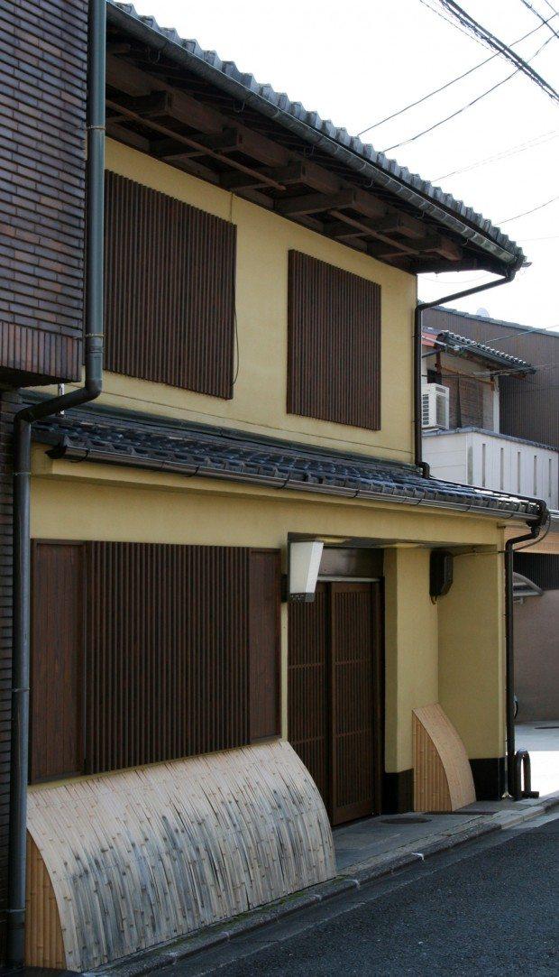 Kyoto Machiya - Street View