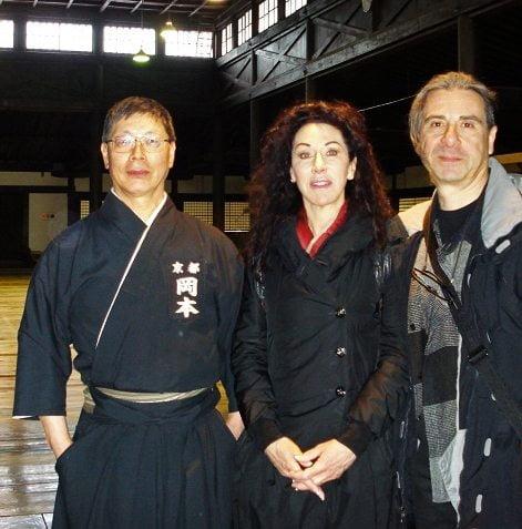 Sensei and Latest Students