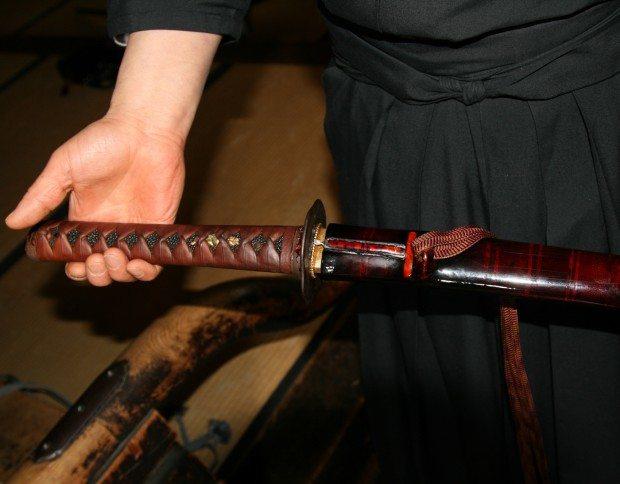 Swords and Shark Skin