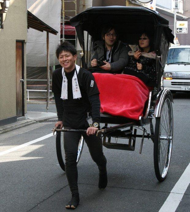 Rickshaw Style
