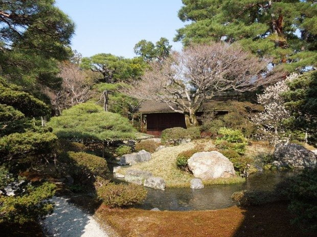 Imperial Palace Gardens, Kyoto