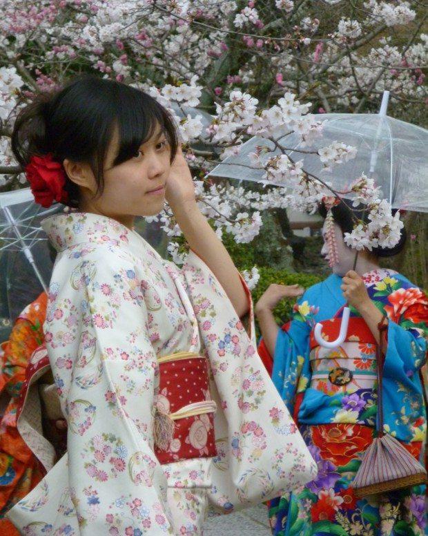 Enchanting Kimonos