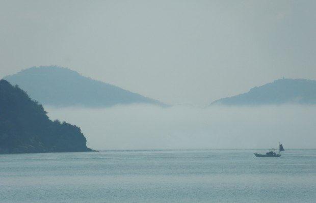 The Inland Sea Mist