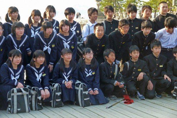 School Uniform - The Nautical Look