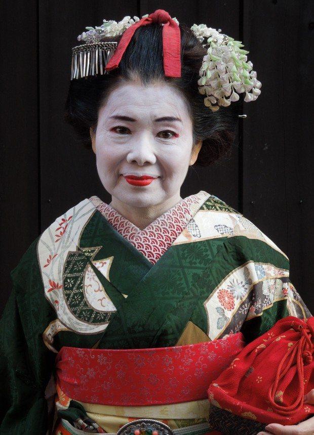 Tribute Maiko