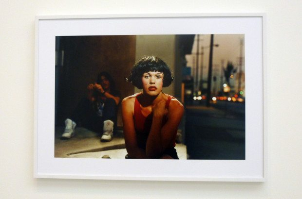 NEW YORK ART ART HUSTLERS show by PHILIP-LORCA DICORCIA 2