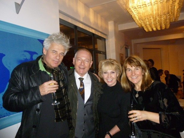 EE 30 years prty with Robert and Toyah