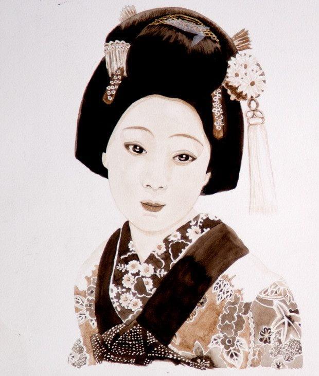 Film Star Geisha