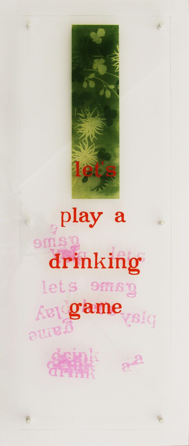 Let's Play a Drinking Game