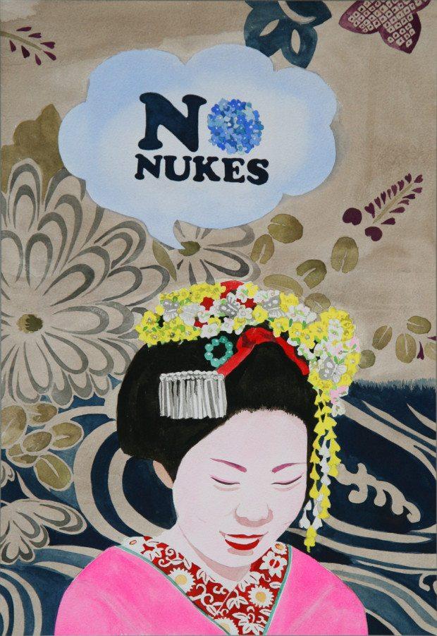 No Nukes Geisha