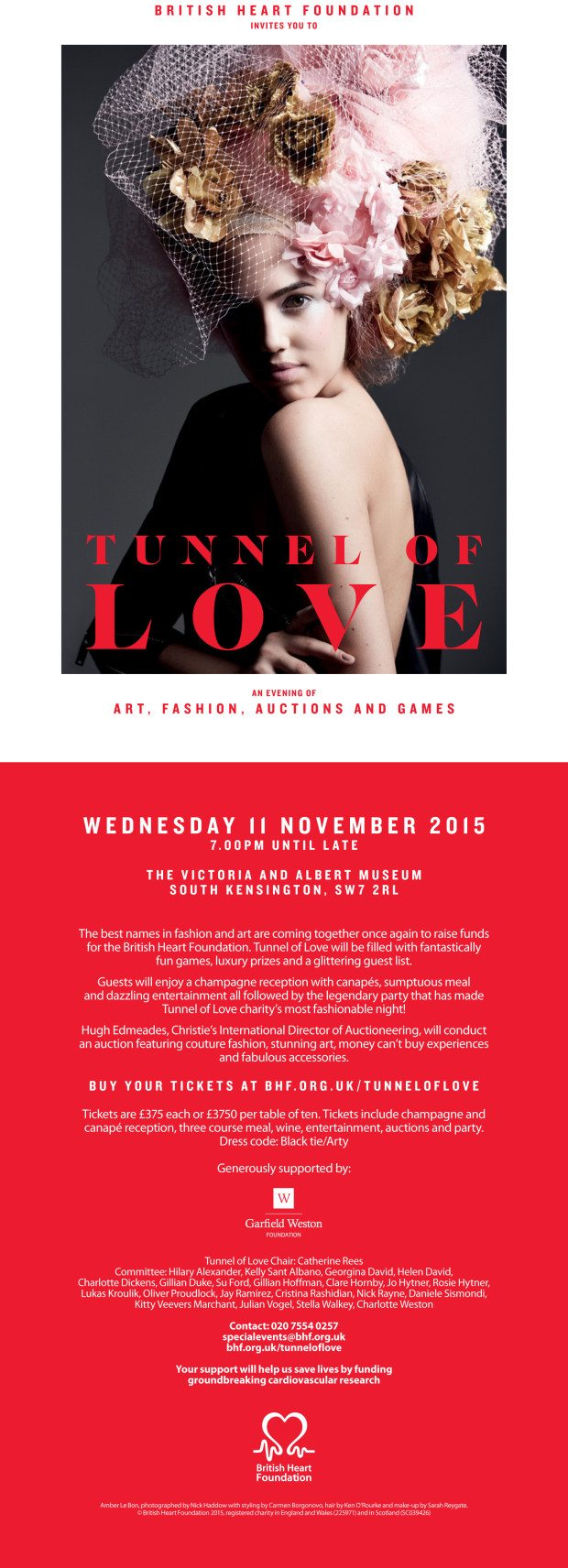 Tunnel of Love 2015