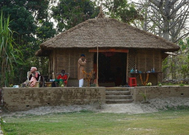 Haridwar - Sadhu's Hut