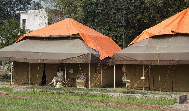 Haridwar - Camp