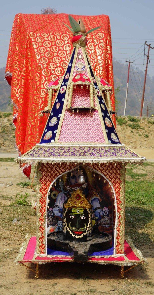 Haridwar - Kumbh Mela 2016 - Kavad