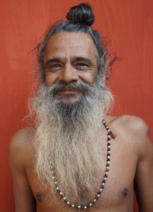 Haridwar - Sadhu