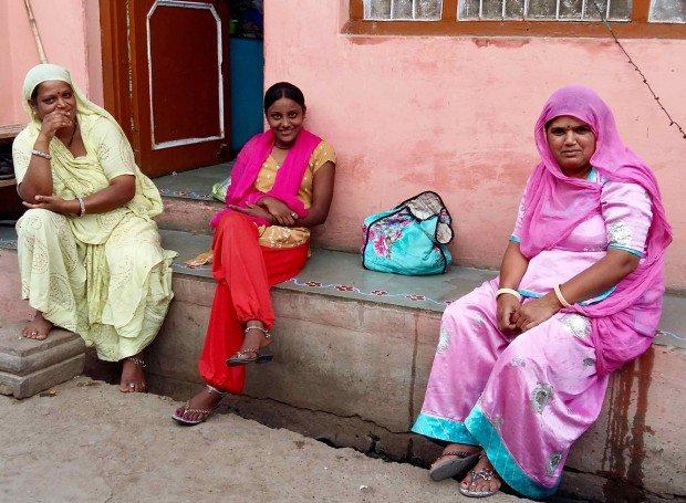 Bhainsrorgarh - Village Women