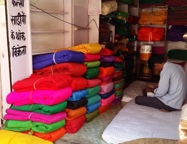 Jaipur - Fabric Shop