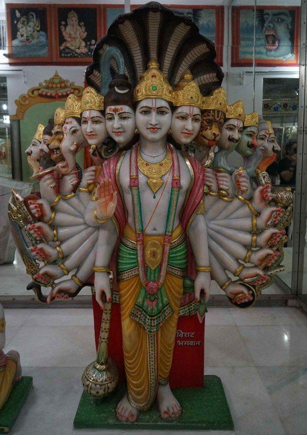 Pawan Dham - Panoply of Gods